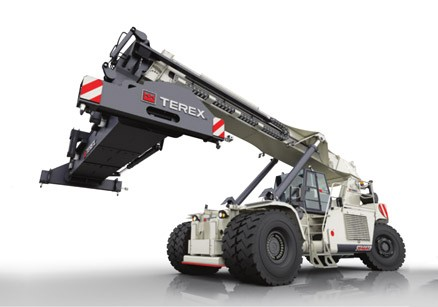Terex Reachstacker