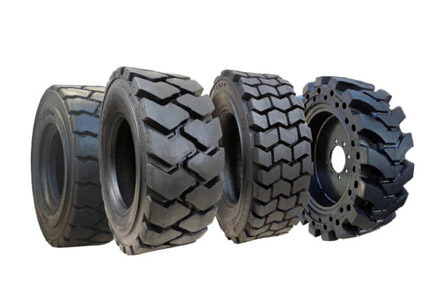 Sales all kinds of industrial tires