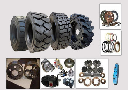 Spare parts & Tires