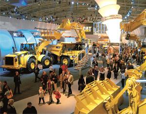 نمایشگاه BAUMA آلمان