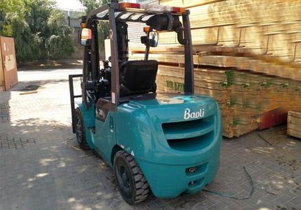 فروش ویژه لیفتراک بائولی 3 تن